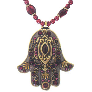 Hamsa Necklaces Jewelry