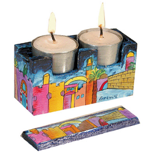 Travel Candlesticks