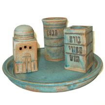 Ceramic Havdalah Sets