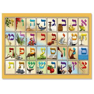 Alef Bet Learning