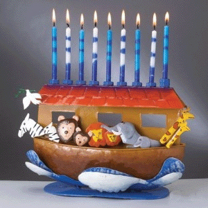 Children's Menorahs