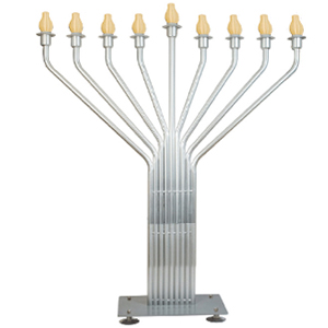 Menorahs for Lobby