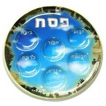 Budget & Disposable Seder Plates
