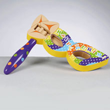 Graggers & Purim Noisemakers