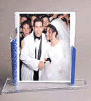 Jewish wedding picture frame