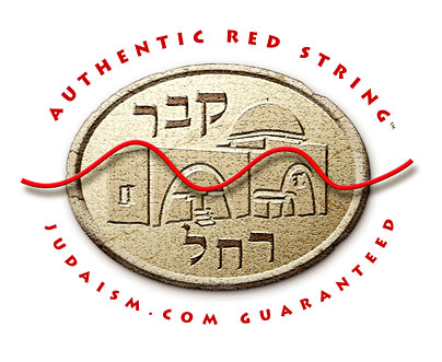 Kabbalah red string